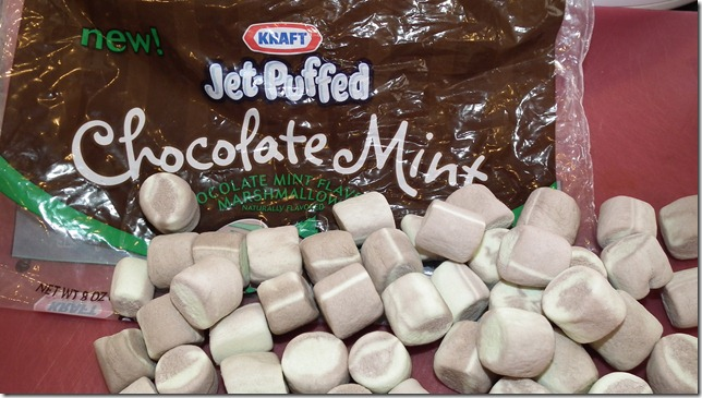 Kraft Chocolate Mint Marshmallows