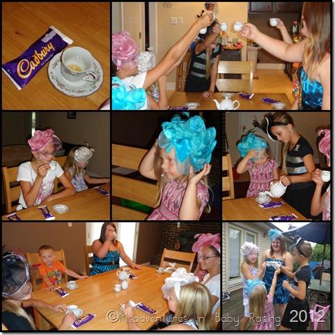 Cadbury-Tea-party
