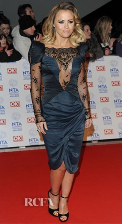 Kimberley-Walsh-In-Unrath-Strano-2013-National-Television-Awards