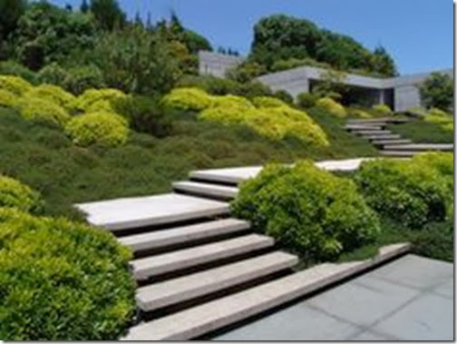 How To Design A Flight Of Garden Steps. B1c172b4c20a1550ab58ab8f008fd2a1  Steps ...