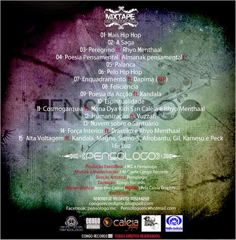 """Pensólogo – Mixtape """"Pensamental"""" (2)"""
