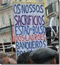 Daniel Beça avisa da bancarrota. Mar 2013