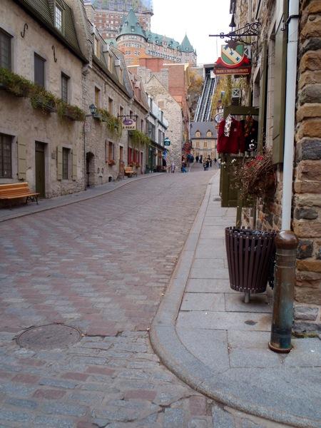 Vieux Québec 23