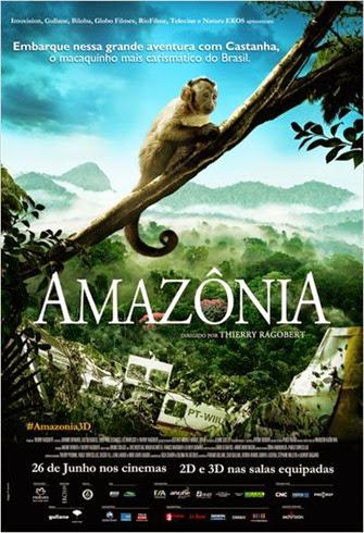 Amazônia - Filme - Poster