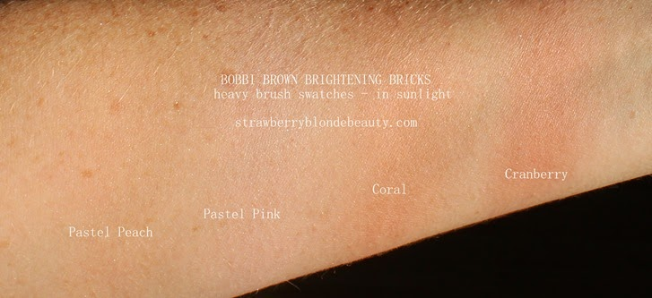BobbiBrown-Brightening-Bricks-swatches-PastelPeach-PastelPink-Coral-Cranberry