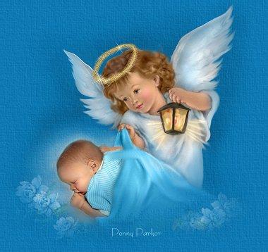 Jesus recien nacido