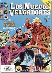 P00035 - Los Nuevos Vengadores #35