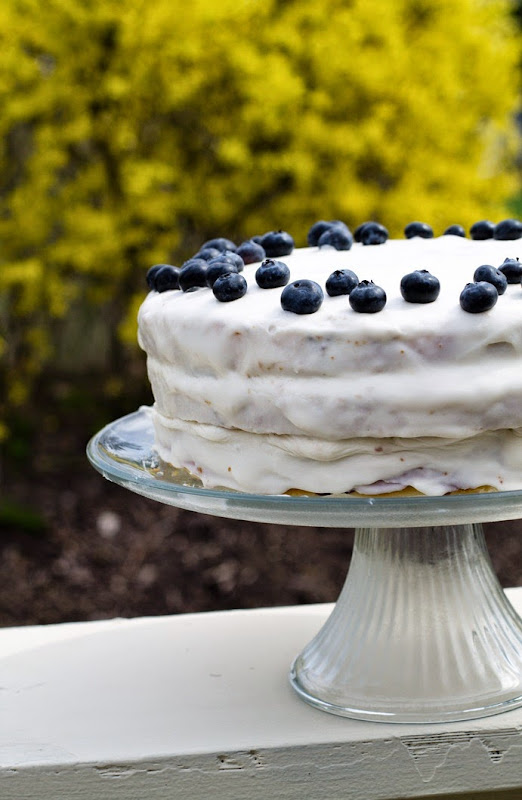 Lemon Blueberry Cake (4)