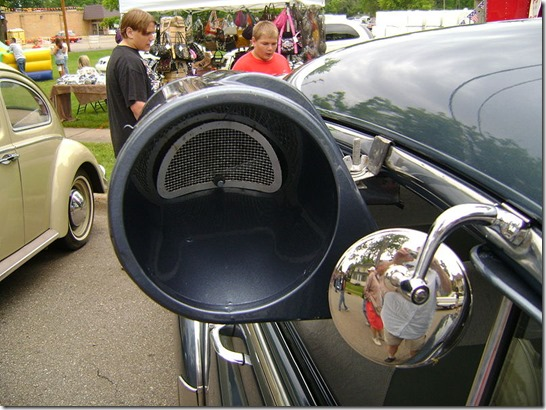 Car cooler front view Wikimedia Commons Photo by Doug Coldwell