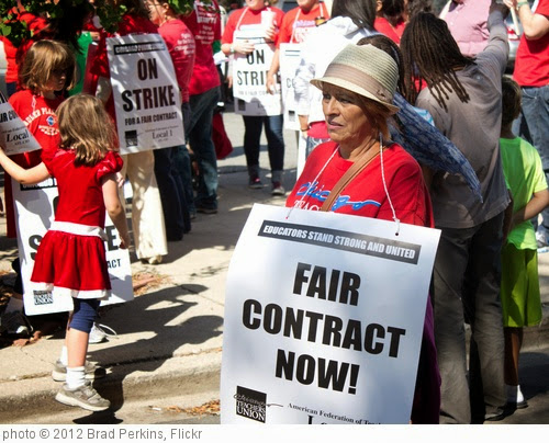 'Fair Contract Now' photo (c) 2012, Brad Perkins - license: https://creativecommons.org/licenses/by-sa/2.0/