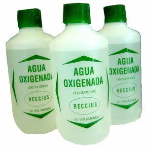 agua oxigenada - Tabla Periodica Grupo 6 A
