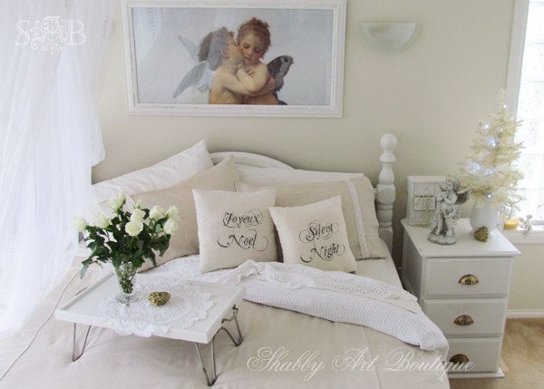Shabby Art Boutique home tour 1