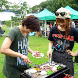 BBQ time in Tokyo, Tokyo, Japan