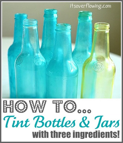 48 how to tint bottles