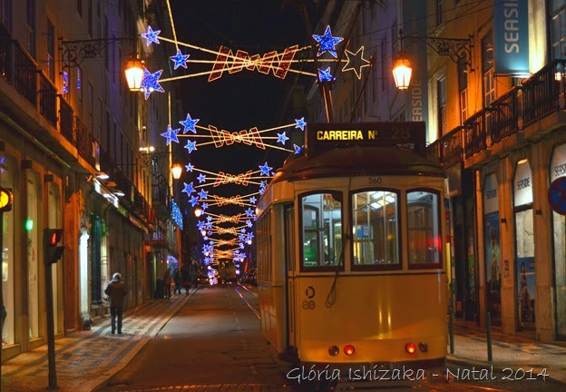 Glória Ishizaka - Natal 2014 - Lisboa 5