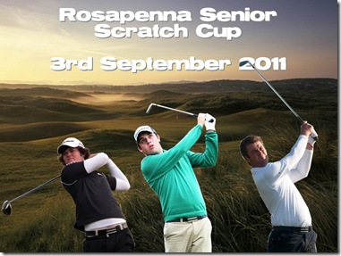 rosapenna senior scratch cup