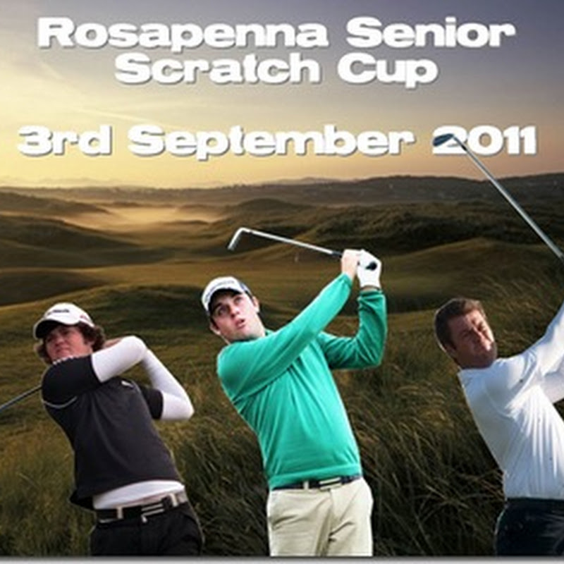 2011 Rosapenna Senior Scratch Cup: Cutler, Dunbar, Doran Among Amateur Stars Confirmed