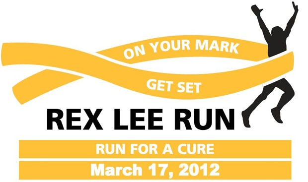 Rex Lee Run Poster
