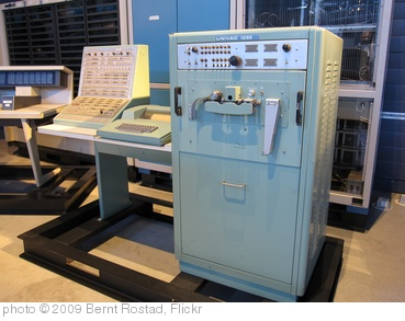 'UNIVAC 1232' photo (c) 2009, Bernt Rostad - license: http://creativecommons.org/licenses/by/2.0/