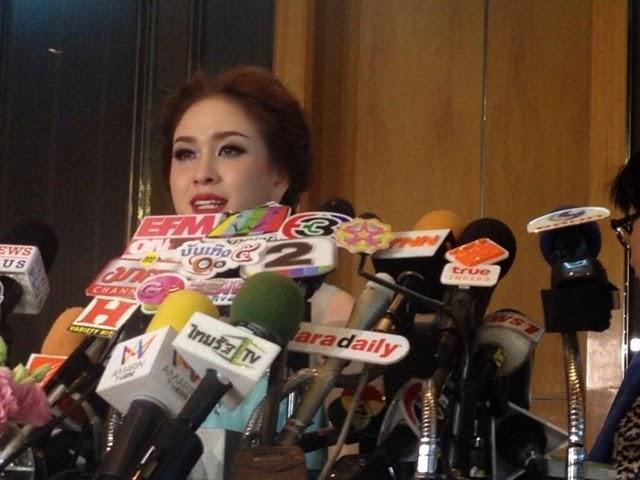 Fai Miss Universe Thailand