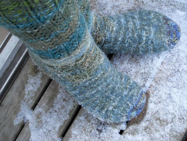 Filtede sokker