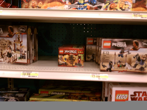 Early NinjaGo release
