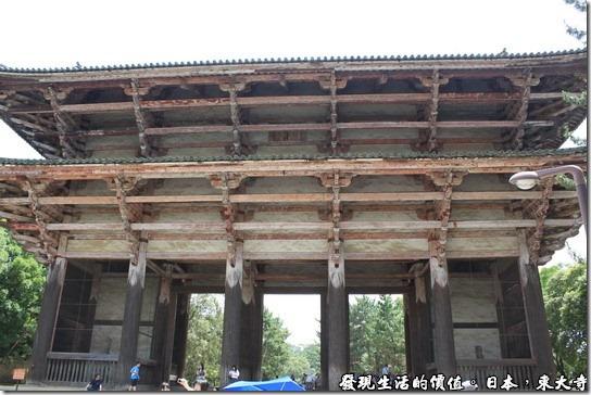 日本奈良-東大寺06