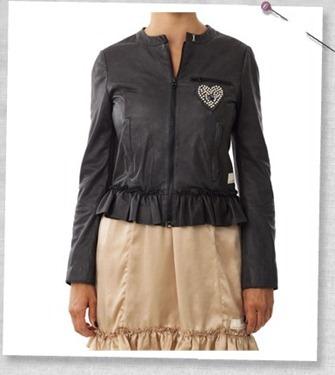 #181 CC jacket almost black