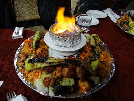 Mancare traditionala turceasca