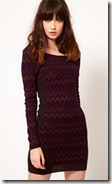 Free People Fair Isle Knitted Dress