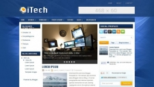 Itech blogger template 225x128