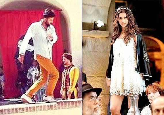 Tamasha Upcoming Movie of Ranbir Kapoor and Deepika ...