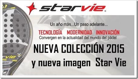 STAR VIE: Colección Palas 2015 y cambio de imagen en el Máster WPT Ifema 2014.
