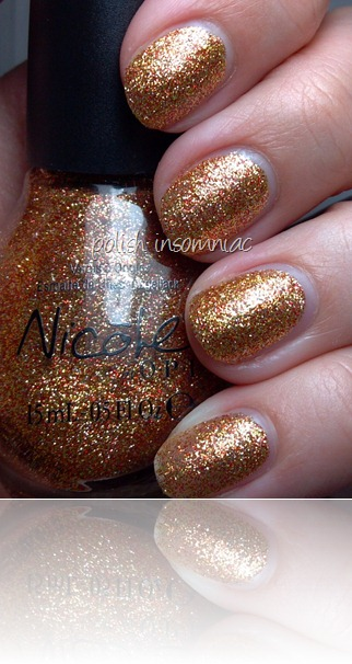 Nicole by OPI Glitter in My Stocking