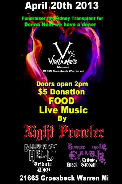 MCV Fundraiser