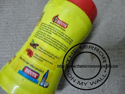 Meera Herbal Hairwash Powder