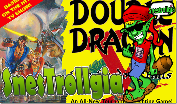 review-double-dragonV-super-nintendo