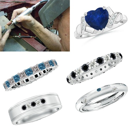 Go to the professionals care about platinum jewelry