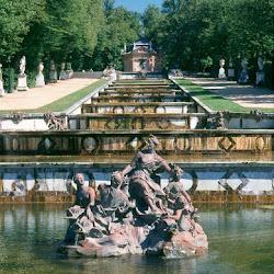 45.- Juvara y Sachetti. La Granja de San Ildefonso (Segovia)