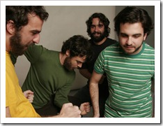 As 25 melhores banda de rock do Brasil - Los Hermanos (2)