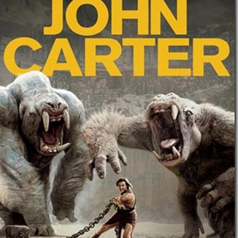 หนังออนไลน์ HD John Carter จอห์น คาร์เตอร์ นักรบสงครามข้ามจักรวาล