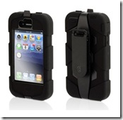 griffin survivor iPhone Case