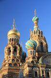 Cathédrale du Sauveur sur le Sang - Saint Pétersbourg