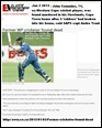 COMMINS JOHN 71 CRICKETER FOUND MURDERED THREE BURGLARS NEWLANDS CT HOME JAN 2 2013