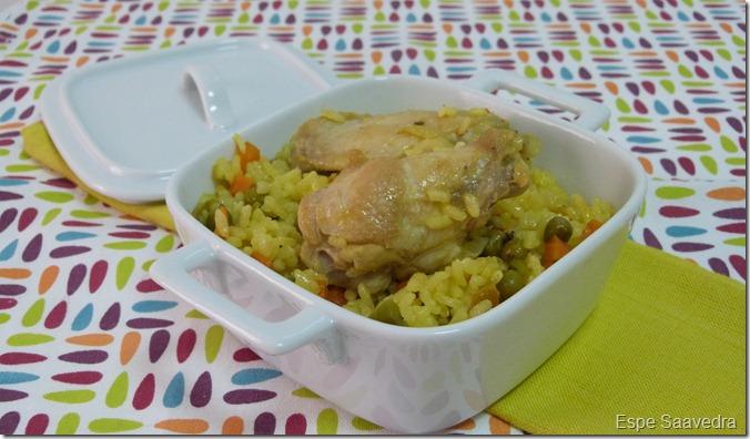 arroz pollo (2)