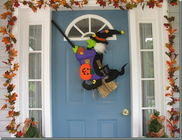 witch door