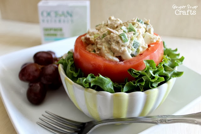 #OceanNaturals #shop #tuna #recipe