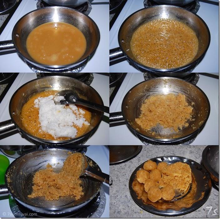 Thengai poorna kozhukattai process 1
