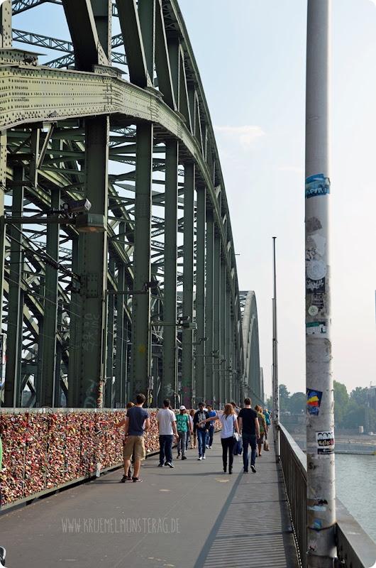 Köln2014 Hohenzollernbrücke19