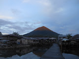 Gunung Jailolo seen from near Hotel Camar (Dan Quinn, February 2013)